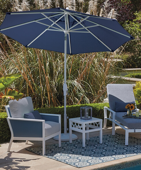 Pleasing Treasure Garden The Worlds Favorite Shade Cjindustries Chair Design For Home Cjindustriesco